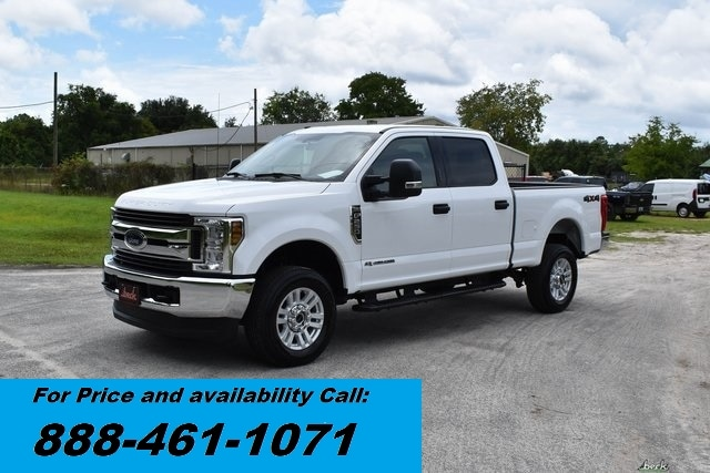 Used 2019 Ford F-250SD XLT Truck   Palatka FL   Beck Ford Lincoln Serves  Green Cove Springs, Interlachen, Bunnell and Fort McCoy FL   VIN: