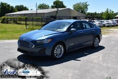 New 2019 Ford Fusion Hybrid SE Sedan FN6060 for Sale near Gainesville, FL, at Beck Ford Lincoln