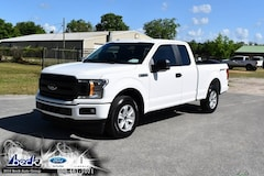 New 2018 Ford F-150 XL Truck for Sale near St. Augustine, FL, at Beck Ford Lincoln