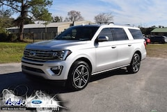 New 2019 Ford Expedition Limited MAX SUV for Sale in Palatka, FL, at Beck Ford Lincoln