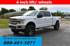 Used 2018 Ford F-150 XLT Truck UF2349 for Sale in Palatka, FL, at Beck Ford Lincoln
