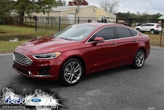 New 2019 Ford Fusion SEL Sedan FN5797 for Sale near Gainesville, FL, at Beck Ford Lincoln