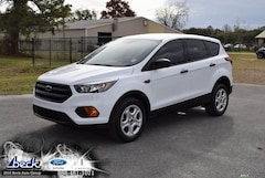 New 2019 Ford Escape S SUV FN5937 for Sale near St. Augustine, FL, at Beck Ford Lincoln