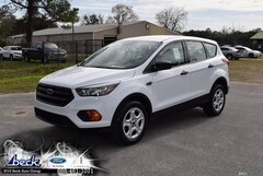 New 2019 Ford Escape S SUV FN5984 for Sale near St. Augustine, FL, at Beck Ford Lincoln