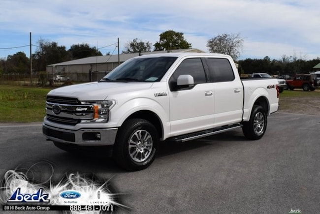 New 2019 Ford F-150 Lariat Truck in Palatka, FL