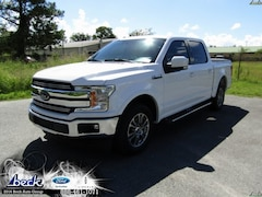 New 2018 Ford F-150 Lariat Truck for Sale near St. Augustine, FL, at Beck Ford Lincoln