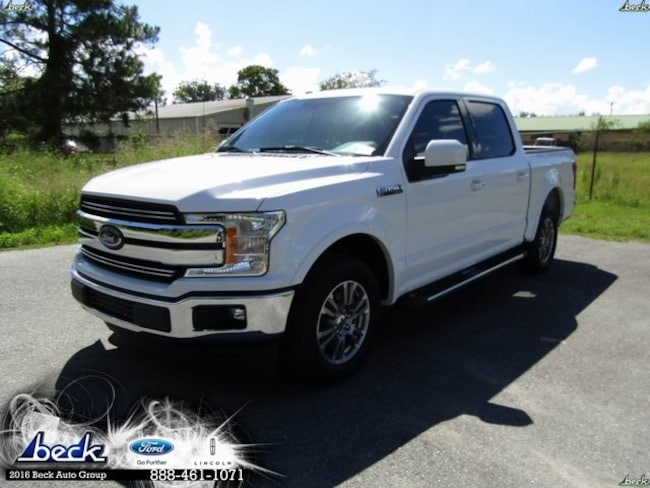 New 2018 Ford F-150 Lariat Truck in Palatka, FL