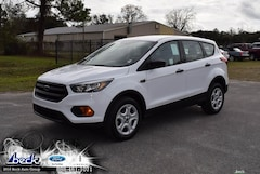 New 2019 Ford Escape S SUV FN5961 for Sale near St. Augustine, FL, at Beck Ford Lincoln