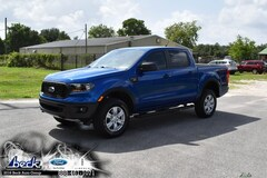 New 2019 Ford Ranger STX Truck FN6195 for Sale near St. Augustine, FL, at Beck Ford Lincoln