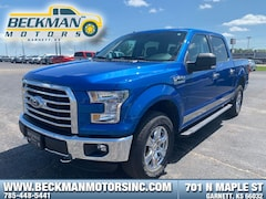 2016 Ford F-150 XLT Crew Cab Pickup - Short Bed