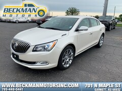 2014 Buick Lacrosse Leather Car