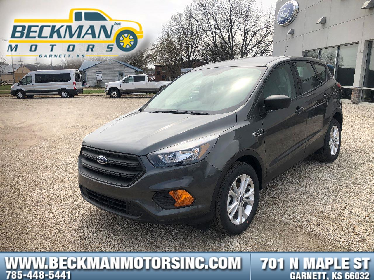 2019 Ford Escape S Sport Utility