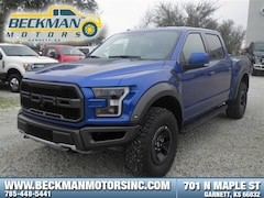 2018 Ford F-150 Raptor Crew Cab Pickup - Short Bed