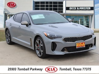 New 2020 Kia Stinger GT2 Sedan for Sale Near Houston TX