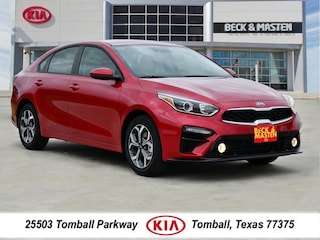 New 2019 Kia Forte LXS Sedan for Sale Near Houston TX