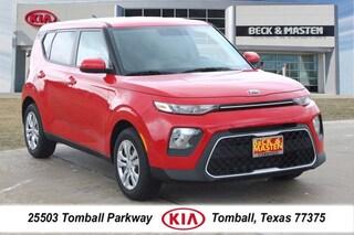 New 2020 Kia Soul LX Hatchback for Sale Near Houston TX