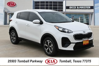 New 2020 Kia Sportage LX SUV for Sale Near Houston TX