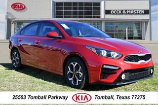 New 2019 Kia Forte LXS Sedan for Sale Near Houston TX