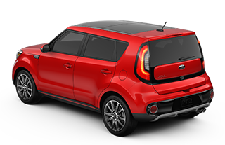red kia soul suv for sale near me