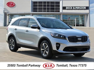 New 2019 Kia Sorento 3.3L EX SUV for Sale Near Houston TX