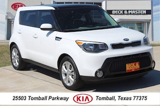 Used 2016 Kia Soul + FWD Hatchback Houston, Texas