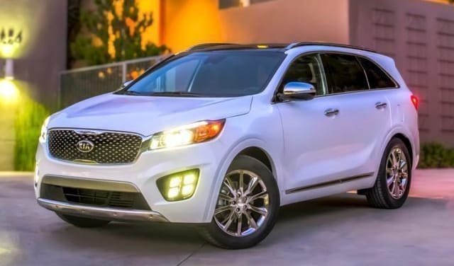 The 2017 Kia Sorento Puts Both Safety And Comfort At Its Forefront