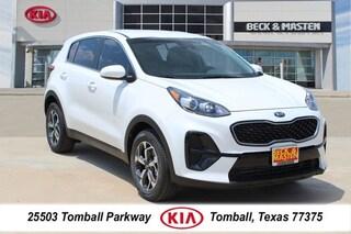 New 2020 Kia Sportage LX SUV for Sale Near Houston TX