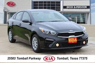 New 2020 Kia Forte FE Sedan for Sale Near Houston TX