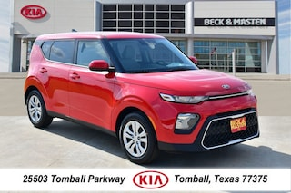 New 2020 Kia Soul LX Hatchback for Sale Near Houston TX