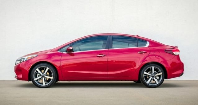 Get The Inside Scoop On The New And Improved 2017 Kia Forte