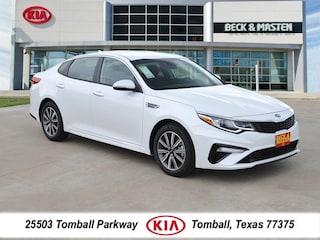 New 2019 Kia Optima LX Sedan for Sale Near Houston TX