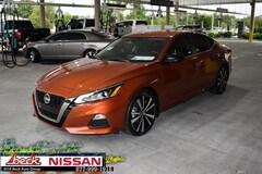 New 2020 Nissan Altima 2.5 SR Sedan NN10950 for Sale in Palatka FL at Beck Nissan