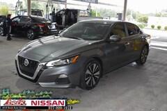 New 2021 Nissan Altima 2.5 SV Sedan for Sale in Palatka, FL, at Beck Nissan
