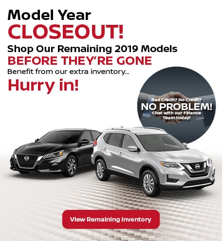 Remaining 2019 Models Must Go! - Feb