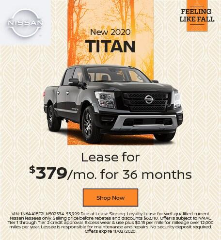 New 2020 Titan October