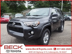 New 2019 Toyota 4Runner SR5 Premium SUV For Sale in Indianapolis, IN