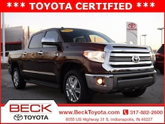 2016 Toyota Tundra 1794 5.7L V8 w/FFV Truck CrewMax For Sale in Indianapolis, IN