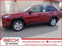 New 2019 Toyota RAV4 XLE SUV For Sale in Indianapolis, IN