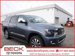 New 2019 Toyota Sequoia Limited SUV For Sale in Indianapolis, IN