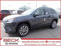 New 2019 Toyota RAV4 XLE Premium SUV For Sale in Indianapolis, IN
