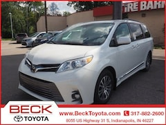 New 2019 Toyota Sienna XLE Premium 8 Passenger Van For Sale in Indianapolis, IN