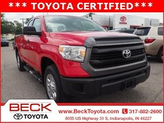 2014 Toyota Tundra SR 4.6L V8 Truck Double Cab For Sale in Indianapolis, IN