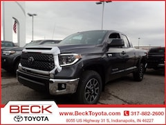 New 2019 Toyota Tundra SR5 5.7L V8 w/FFV Truck Double Cab For Sale in Indianapolis, IN