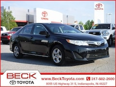 Used 2014 Toyota Camry LE Sedan For Sale in Indianapolis, IN