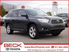 Used 2010 Toyota Highlander Limited V6 SUV For Sale in Indianapolis, IN