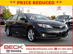 Used 2014 Toyota Camry SE Sedan For Sale in Indianapolis, IN