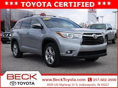 2015 Toyota Highlander Limited V6 SUV For Sale in Indianapolis, IN