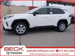 New 2019 Toyota RAV4 LE SUV For Sale in Indianapolis, IN