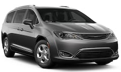 New 2019 Chrysler Pacifica Hybrid TOURING L Passenger Van 2C4RC1L77KR570728 for sale in Cheshire at Bedard Bros. Chrysler Jeep Dodge