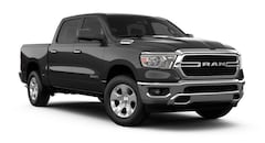 New 2019 Ram 1500 BIG HORN / LONE STAR CREW CAB 4X4 5'7 BOX Crew Cab 1C6SRFFT3KN775649 for sale in Cheshire at Bedard Bros. Chrysler Jeep Dodge